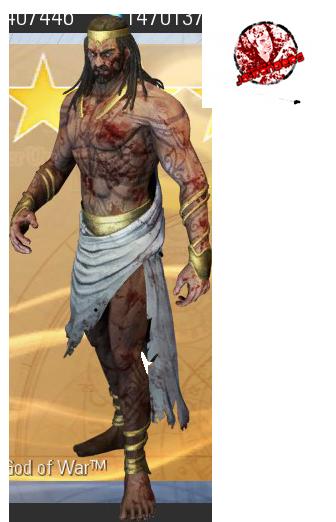 Poseidon from God of War 3 by JA-Renders on DeviantArt