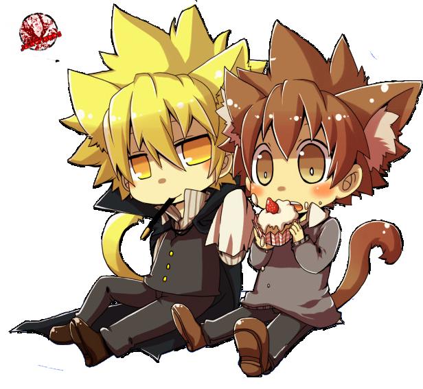 Tsuna and primo