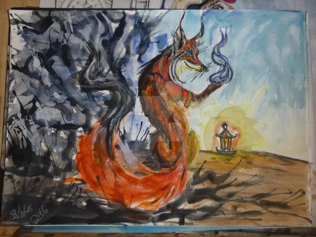 Feral Magik by DreamingofDarkhorses