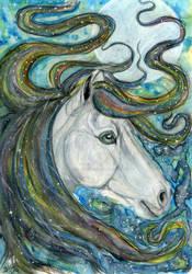 Among the Stars by DreamingofDarkhorses
