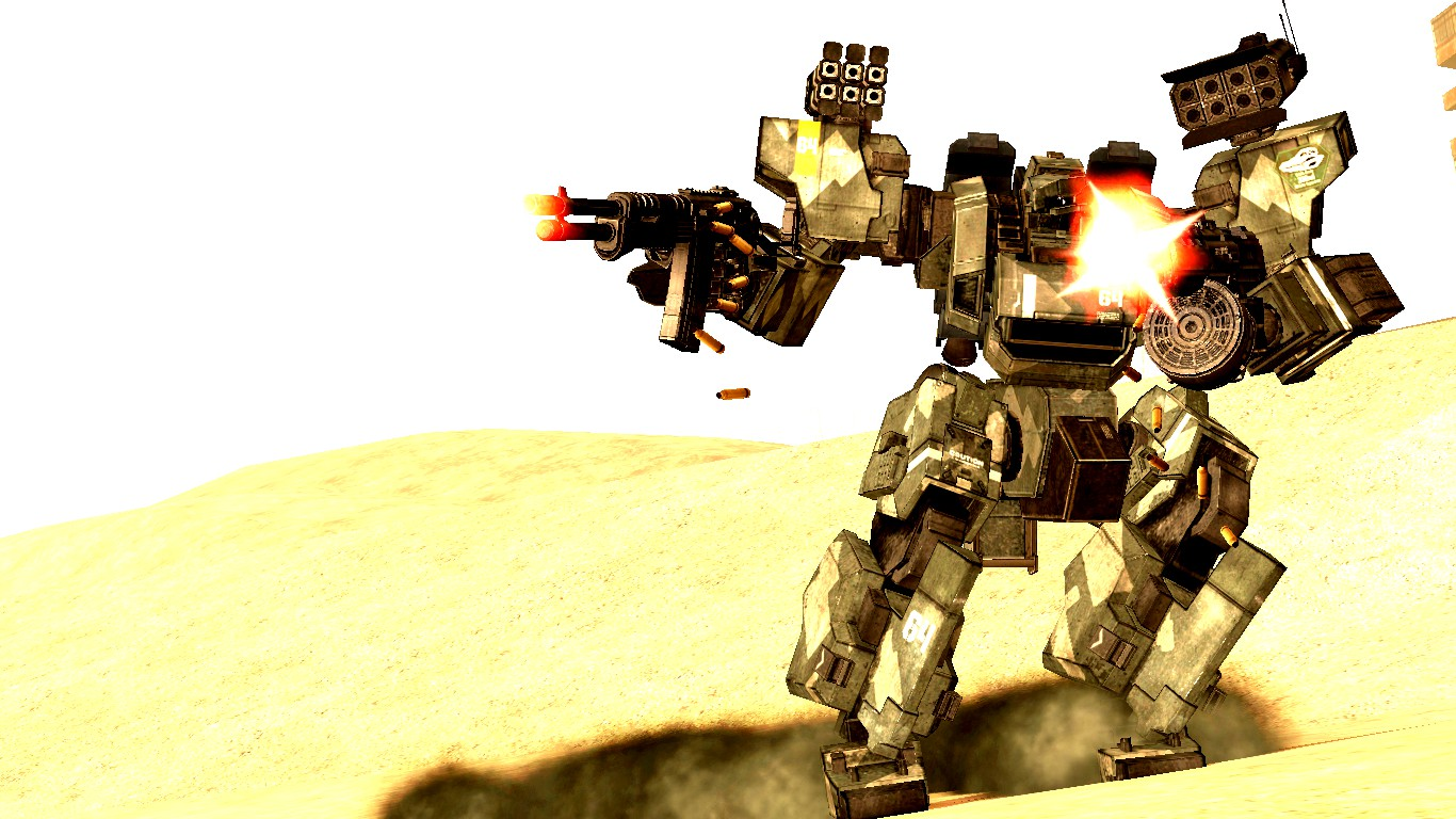 Battles in the Desert