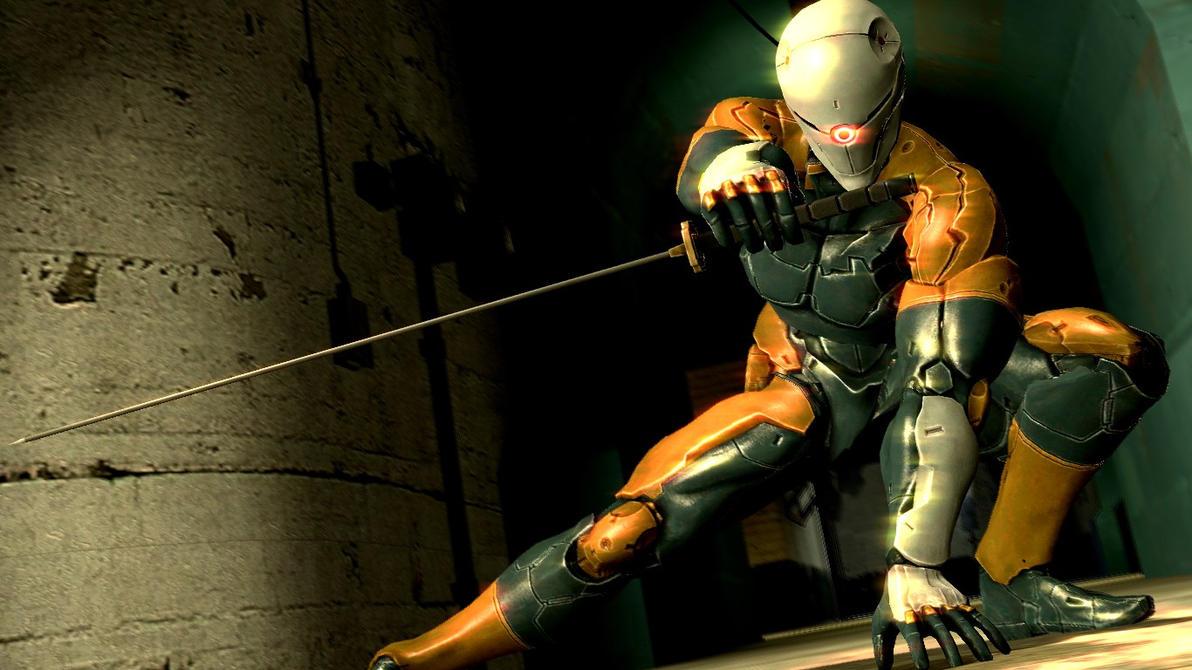 The True Cyborg Ninja by dumbass333