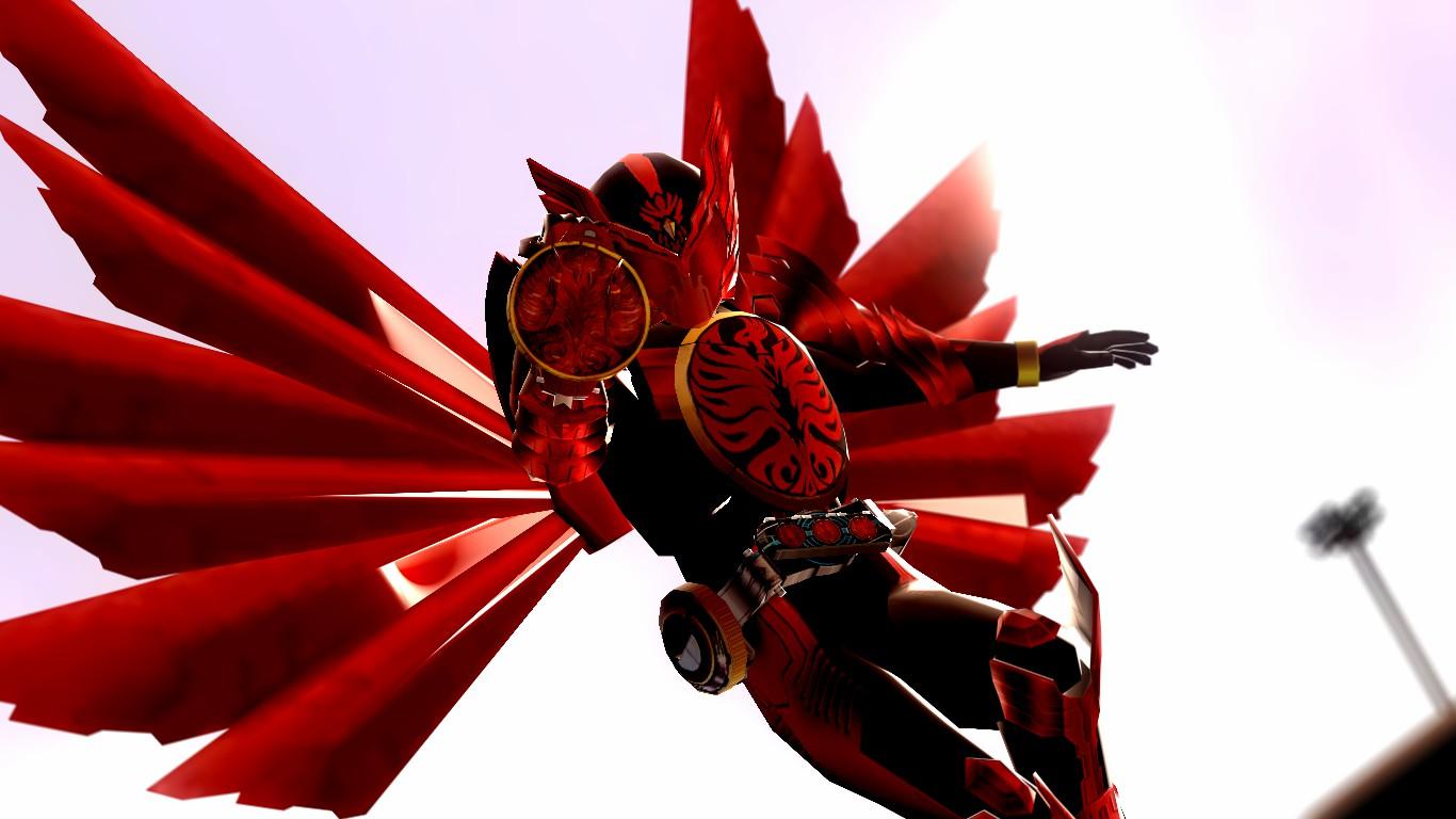 Kamen Rider OOO - TaJaDor by dumbass333