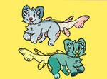 Fish pups(Open) by kekiismyname