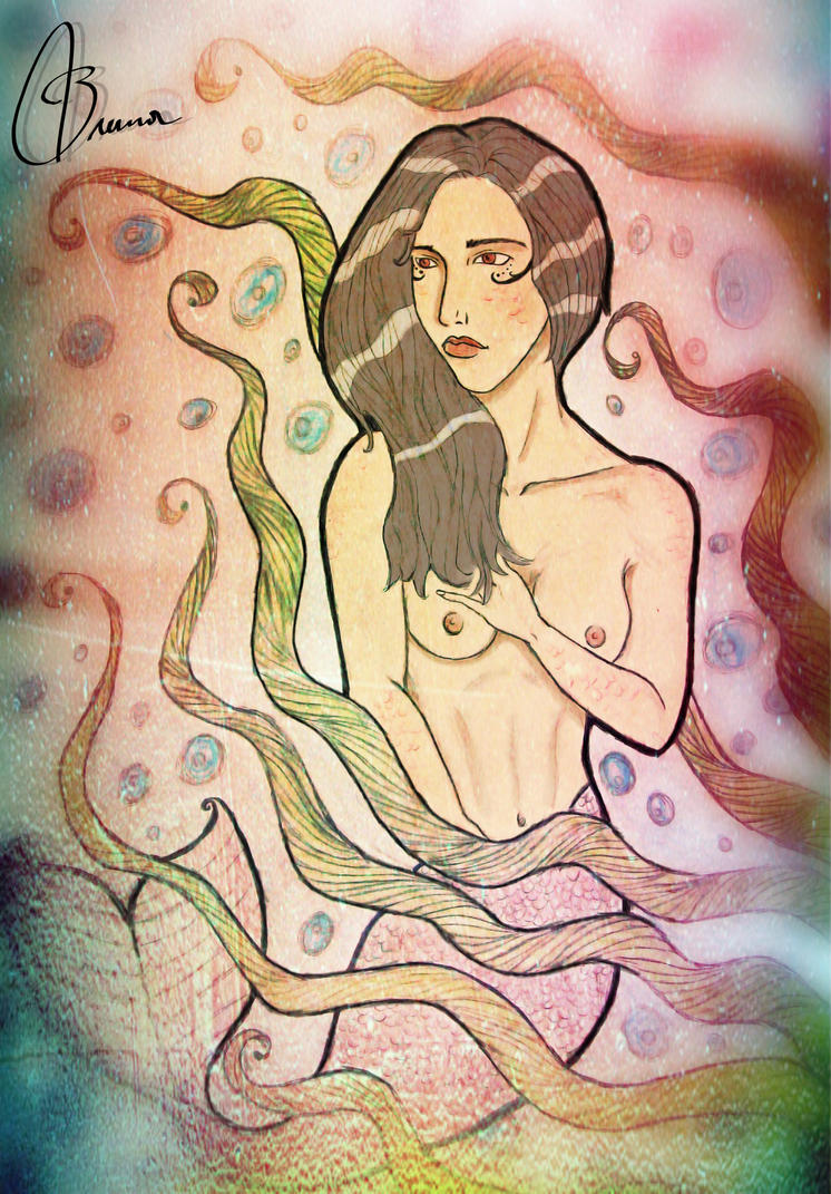 Mermaid by Bruna4
