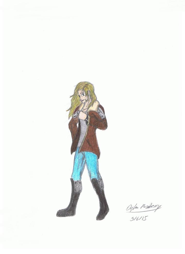 OC  2 Jessica Ritonia by POKE- Adventure Time Oc Male