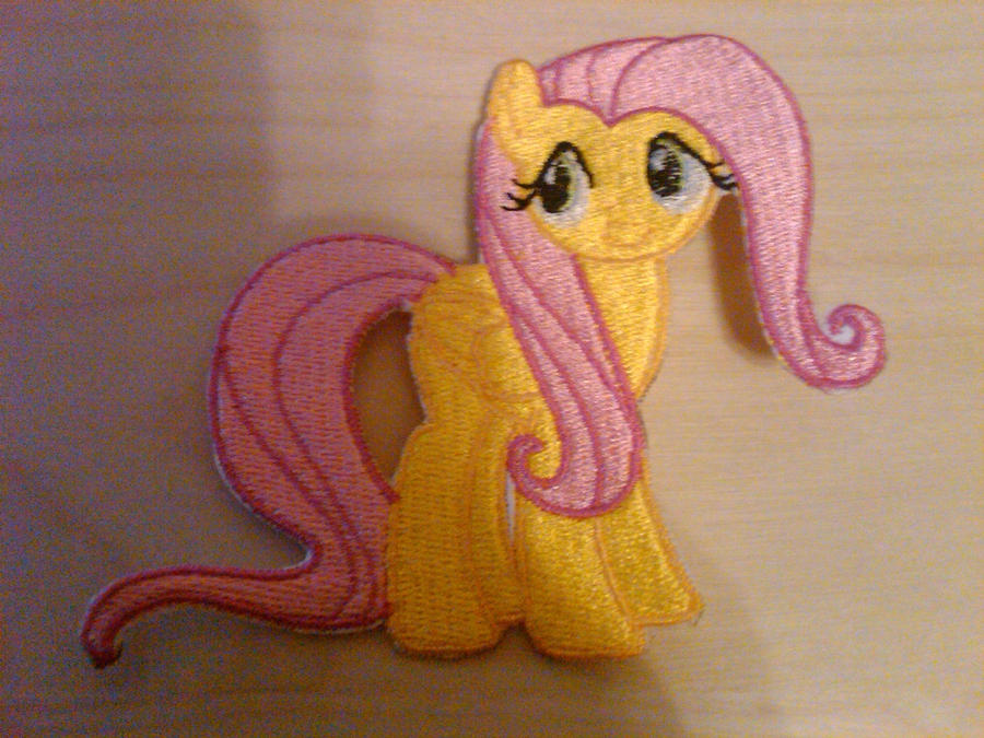 Embroidered Love by EthePony