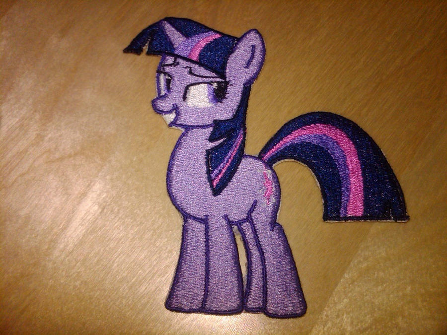 Twilight Sparkle Patch by EthePony