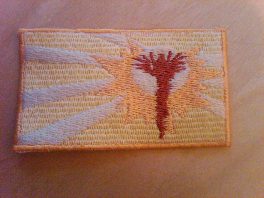 Celestia Flag Patch by EthePony