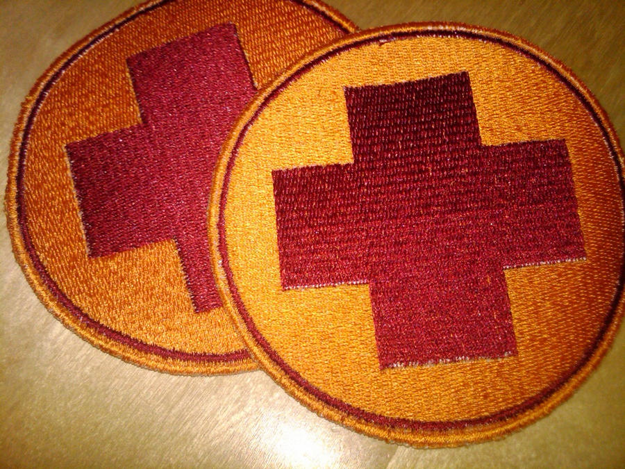 TF2 Medic Patch by EthePony
