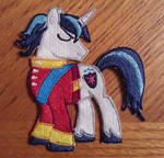 Shining Armor in Full Dress Uniform