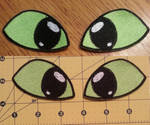 Toothless Eye Patches