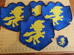 Foot Tall Cutie Mark Crusaders Patches