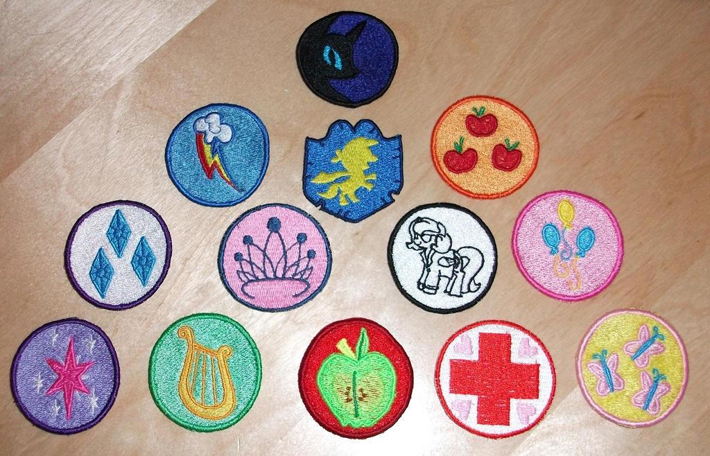 Metalwork Merit Badge Mlp Merit Badges by Ethepony