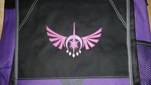 Twilight Sparkle Embroidered Bag