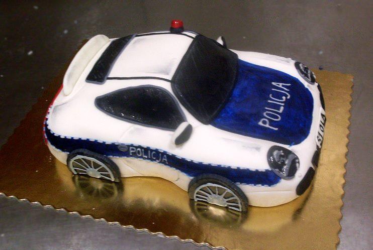 Police Car Cake By Wigur On Deviantart