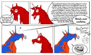 Silawen Gift Part 2: Needs Moar Trollface.