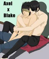 Axel x Blake by BeyondTherapy