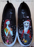 Nightmare Before Christmas Shoes - No.3