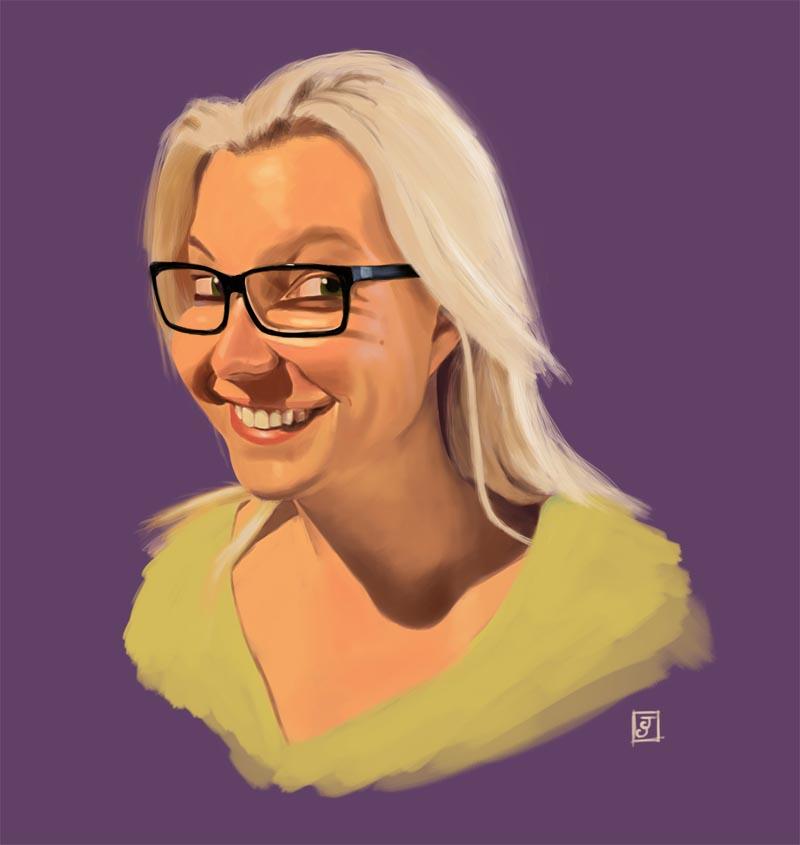 Portrait 3 - Shana