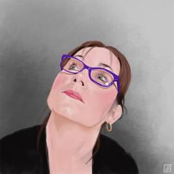 Portrait 5 - Debbie by Imaginata