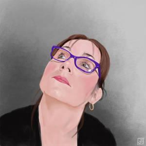 Portrait 5 - Debbie