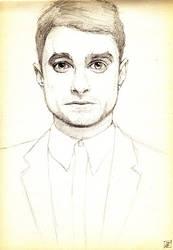 Portrait 6 - Daniel Radcliffe by Imaginata