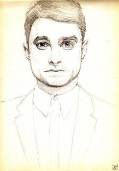 Portrait 6 - Daniel Radcliffe