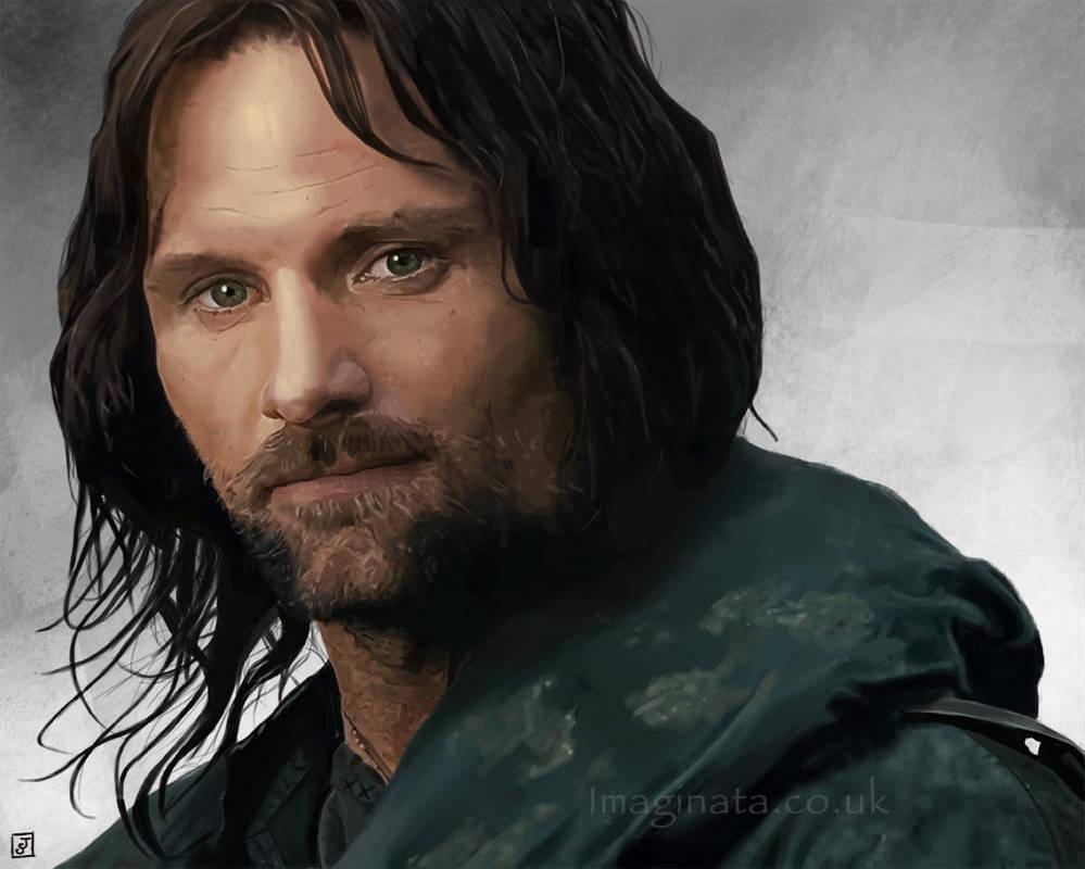 Aragorn by Imaginata