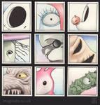 Nightmare Before Christmas Eyes - 1-9 of 36