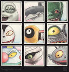 Nightmare Before Christmas Eyes - 19-27 of 36