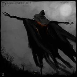 Drawlloween 2019 - Day 8 - Scarecrow