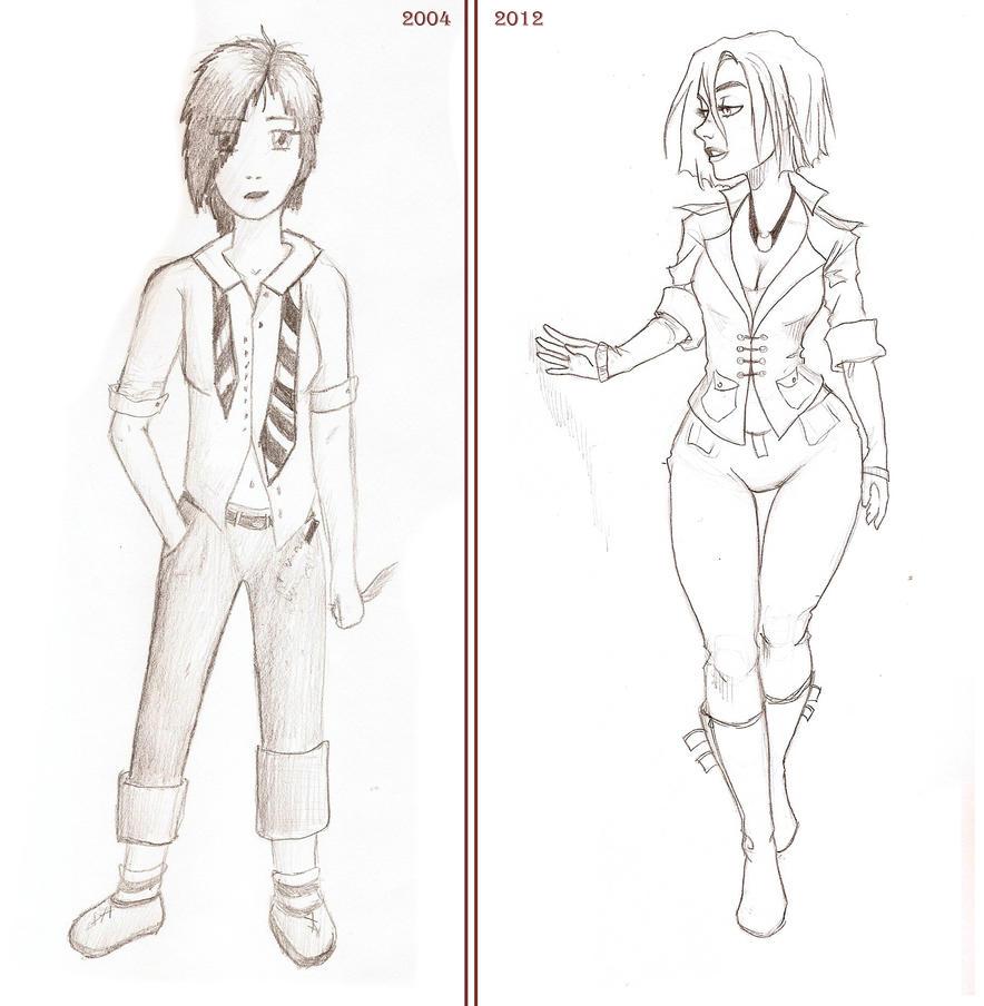 Little comparison by Ravietta