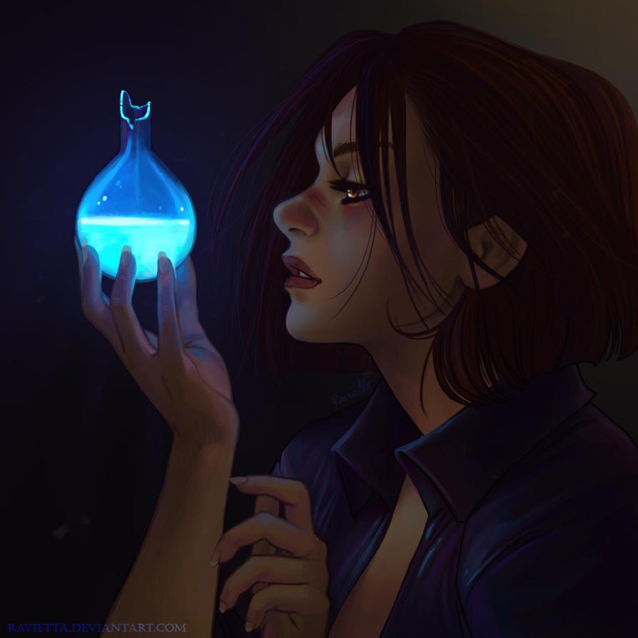 Blood lamp by Ravietta on DeviantArt