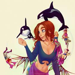 some orca by Ravietta