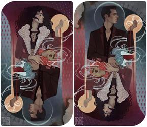 C: Aurora and Raphael