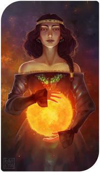 XIX: The Queen