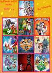 Kitolfy's fave Cartoons-Animes