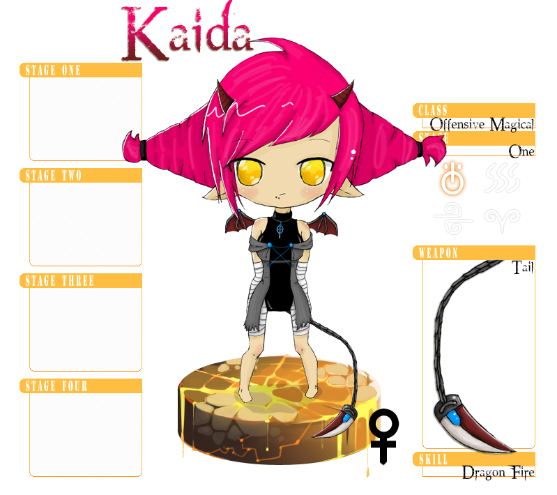 MS: Kaida by Cute-Adoptabels