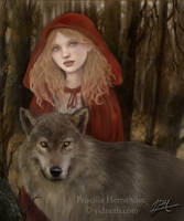 Red Riding Hood by yidneth
