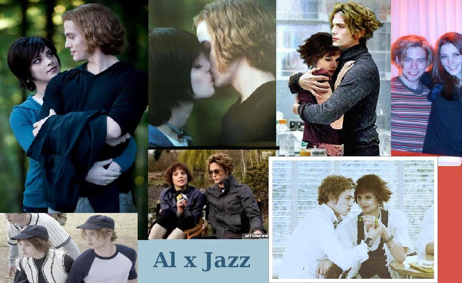 Al-x-Jazz - Collage by Davibowenyphselt