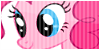 Badge: Pinkie Pie by TheRedKunoichi