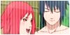 Badge: Sasuke x Karin by TheRedKunoichi
