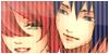 Badge: Sasuke x Mei by TheRedKunoichi