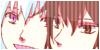 Badge: Suigetsu x Sasuke by TheRedKunoichi