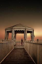 Fairytale Sunset by wellart-cz