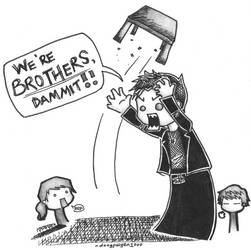 SPN - We're Brothers