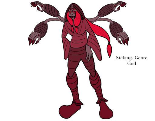 Steking- Genre God