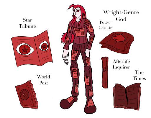 Wright- Genre God