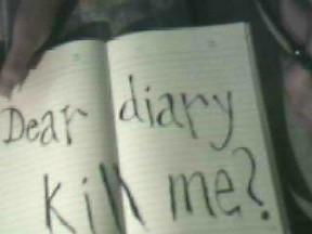 Dear Diary by blackrimmedeyes